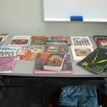 SCRC books