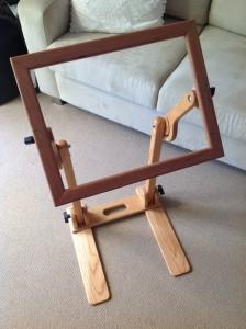 Adjustable Floor Frame