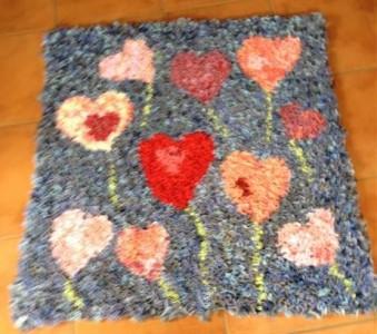 5 Apr Carol Flynn's rug - rev