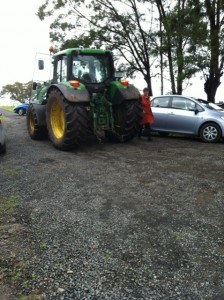 Tractor_to_the_rescue_Muddy_parking_area