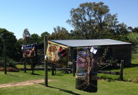 Hand_hooked_rugs_Narrawilly_Milton_NSW_Australia