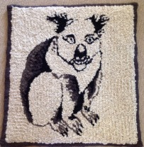 Koala_cushion_cover_hooked_by_Trish_Carter_Strath_Matters_South_Australia