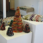 Proggy_Xmas_trees_by_Maggie_Whyte_ACT_Australia