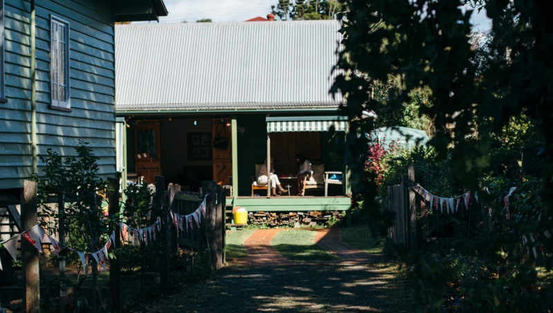 2 Bec Andersens Studio-Workshop North Mt. Tamborine QLD Australia