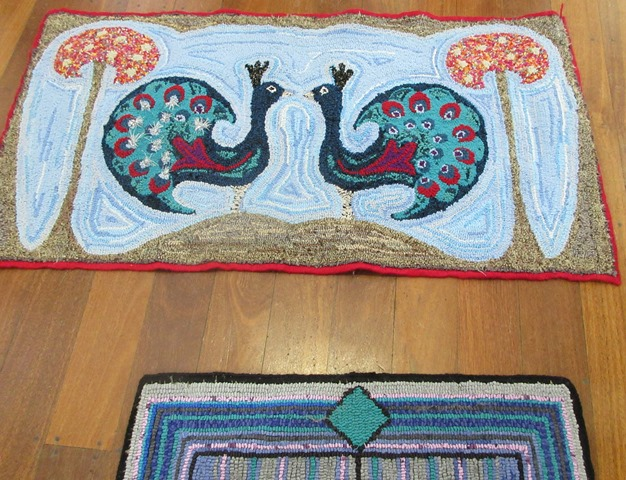 International_Rug-Hooking_Day_2015_Perth_West_Australia_Anna's_rugs