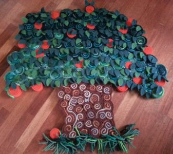 Orange_Tree_Quillies_created_by_Kira_Mead_Albany_Western_Australia