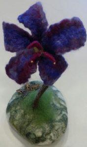 Felted_flower_by_Margaret_Stuart_West_Australia