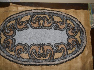 british_hessian_canvas_oriental_rug_pattern