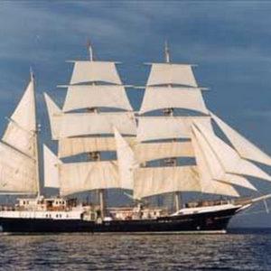 "The ""Tenacious"" - Jubilee Sailing Trust Tall Ship (out of Southampton, UK)"